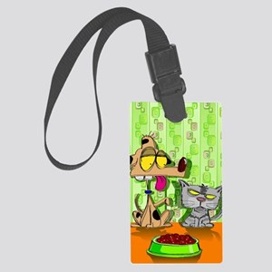 You First Large Luggage Tag