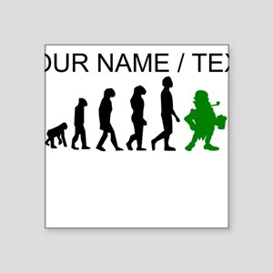 Custom Leprechaun Evolution Sticker