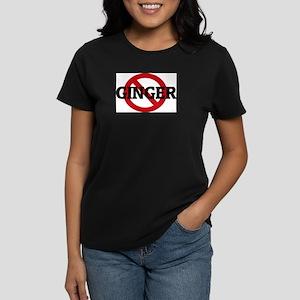 Anti-Ginger Ash Grey T-Shirt