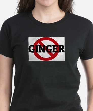 Anti-Ginger Ash Grey T-Shirt