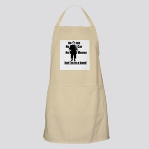 In a Band BBQ Apron