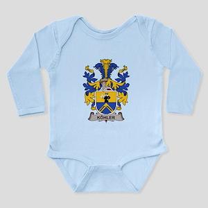 Kohler Family Crest Body Suit