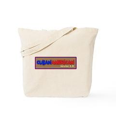 Cuban American 2.0 Tote Bag