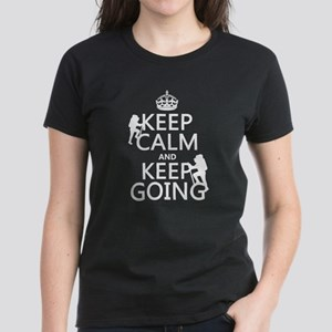 Keep Calm and Keep Going T-Shirt