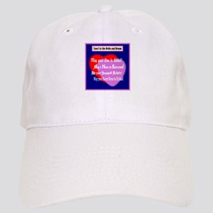 May Your Love Be Added-Wedding Toast Baseball Cap