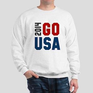 Go USA 2014 Sweatshirt