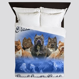 I Have A Dream No BSL Queen Duvet