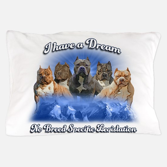 I Have A Dream No BSL Pillow Case
