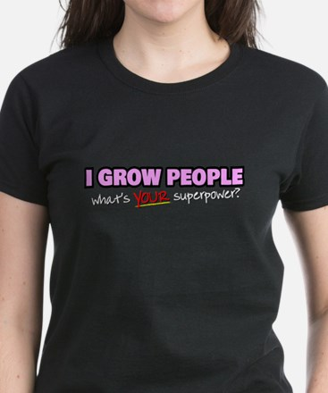 I Grow People Women's Dark T-Shirt