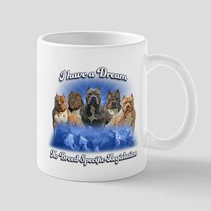 I Have A Dream No BSL Mugs
