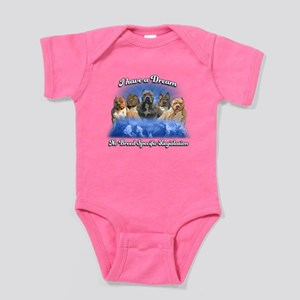 I Have A Dream No BSL Baby Bodysuit
