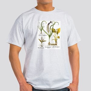 Vintage Flowers by Basilius Besler Light T-Shirt