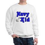 Navy Kid (blue) Sweatshirt