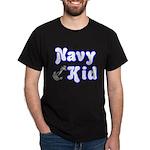 Navy Kid (blue) Dark T-Shirt