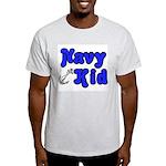 Navy Kid (blue) Light T-Shirt
