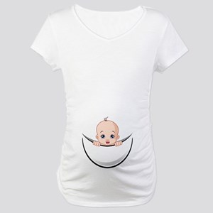 funny pregnancy maternity Maternity T-Shirt