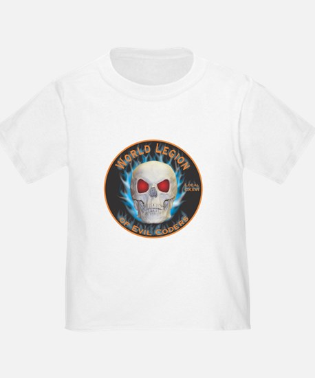 Legion of Evil Coders T