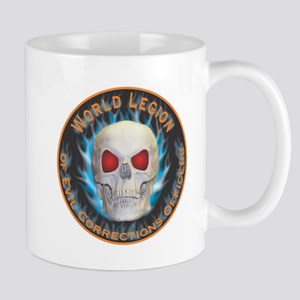 Legion of Evil Corrections Officers Mug