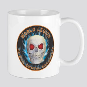 Legion of Evil Dental Hygienists Mug