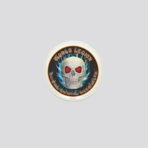Legion of Evil Dental Hygienists Mini Button
