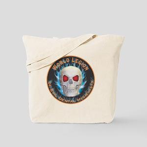 Legion of Evil Dental Hygienists Tote Bag