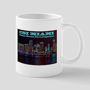 CSI Miami After Dark Mugs