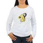 Kitten at Play Women's Long Sleeve T-Shirt