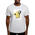 Kitten at Play Light T-Shirt