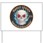 Legion of Evil Engineers Yard Sign