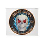 Legion of Evil Engineers Throw Blanket
