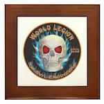 Legion of Evil Engineers Framed Tile