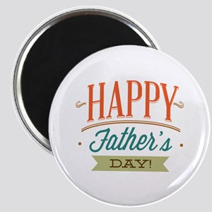 Happy Father's Day Magnet