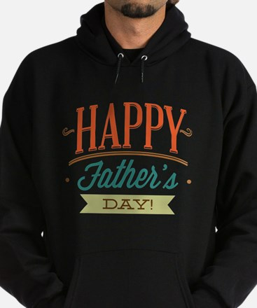 Happy Father's Day Hoodie (dark)