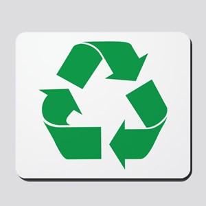 Green Recycle Mousepad