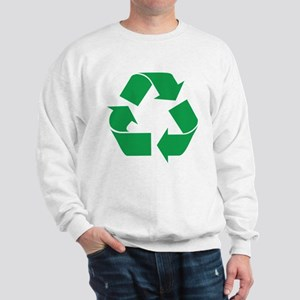 Green Recycle Sweatshirt