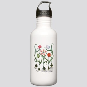 Vintage Tulips by Basi Stainless Water Bottle 1.0L