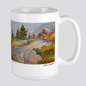 Sierra Shadows Large Mug