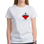 Spontaneously Combustible Women's T-Shirt