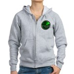 Don't Worry Women's Zip Hoodie