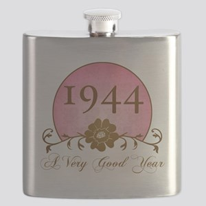 1944 Birthday For Her Flask