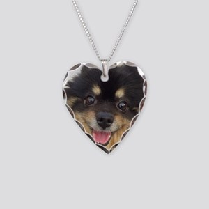Happy Guida Necklace Heart Charm