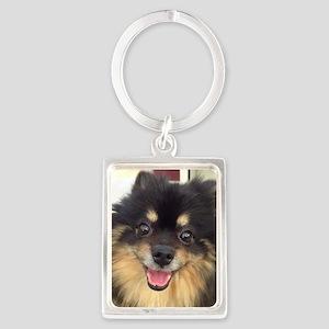 Happy Guida Portrait Keychain