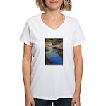 Bea's Favorite Place Women's V-Neck T-Shirt