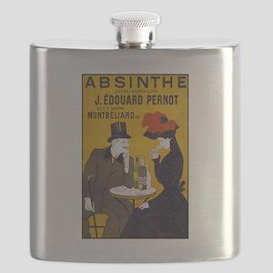 Absinthe, 1905 Flask