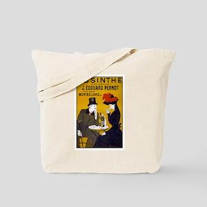 Absinthe, 1905 Tote Bag