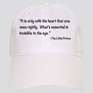Seeing With the Heart Cap
