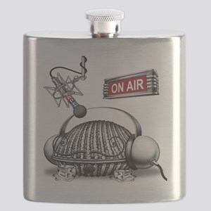 Victor Stabin's NPR Unauthorized Cautionary  Flask