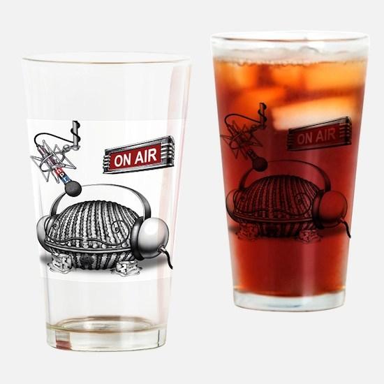 Victor Stabin's NPR Unauthorized Ca Drinking Glass