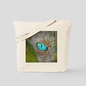 Sphynx Stare Tote Bag