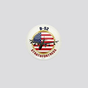 B-52 Stratofortress Mini Button
